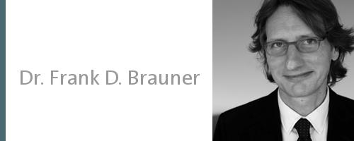 Dr. Frank D. Brauner