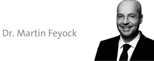 Dr. Martin Feyock
