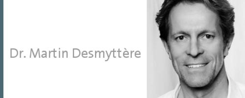 Dr. Martin Desmyttère