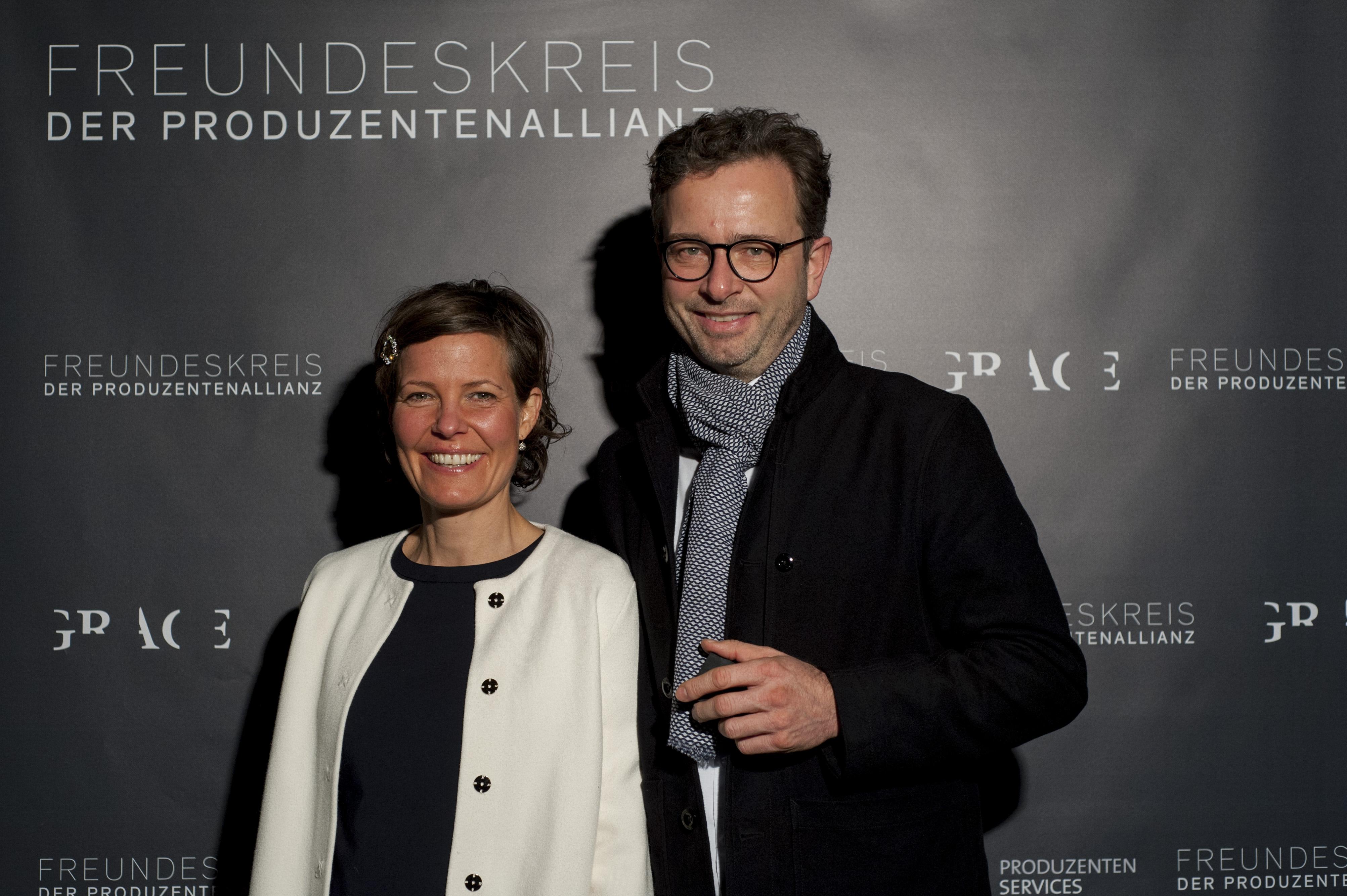 Freundeskreis Berlinale Dinner Produzentenallianz
